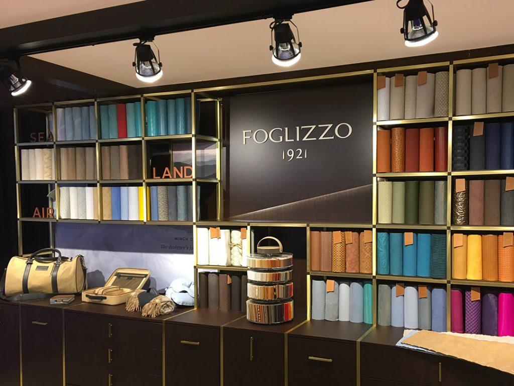 foglizzo display stand